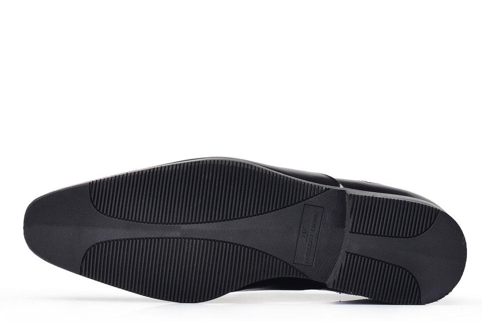 Hakiki Deri Kahverengi Günlük Loafer Erkek Ayakkabı -11841-