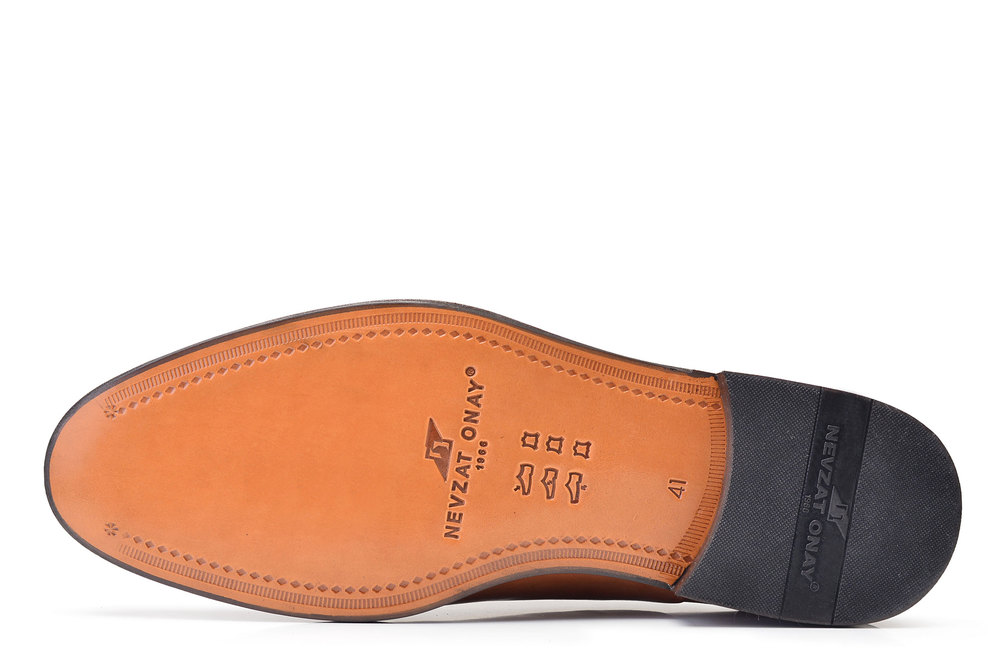 Siyah Klasik Bağcıklı Rugan Erkek Ayakkabı 6506-530 NOC|855309